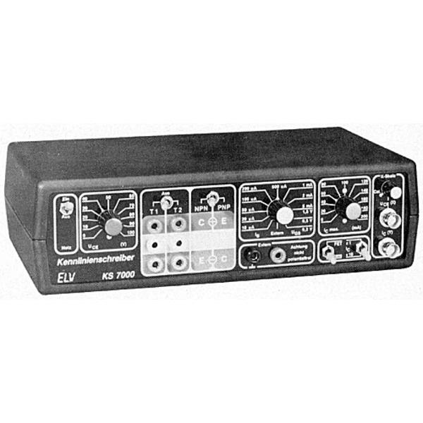 ELV-Serie 7000: Kennlinienschreiber KS 7000 Teil 1/2