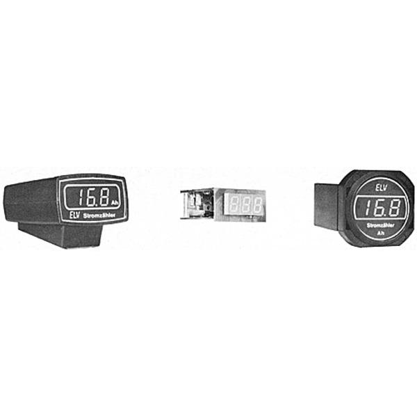 ELV-Serie Kfz-Elektronik: Digitaler Kfz-Stromzähler