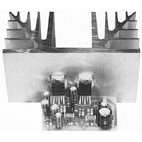 Low-Cost NF-Verstärker