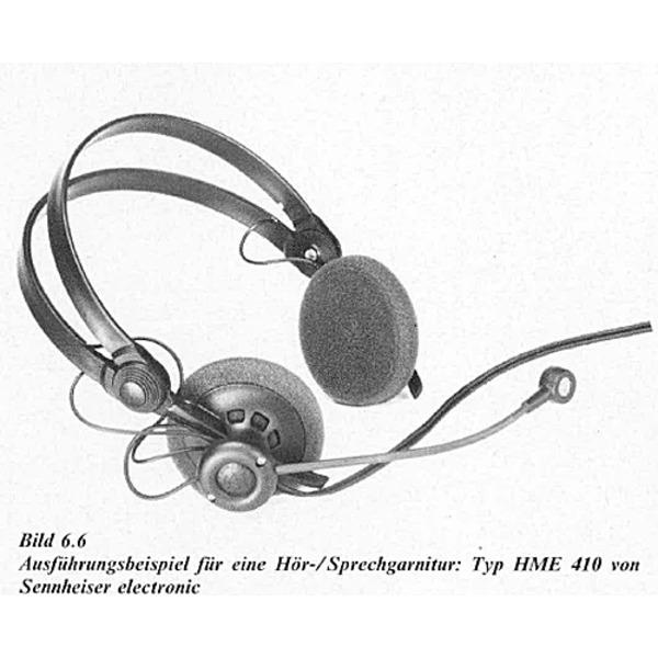 Gehör-Mikrofon-Kopfhörer Teil 6b/6