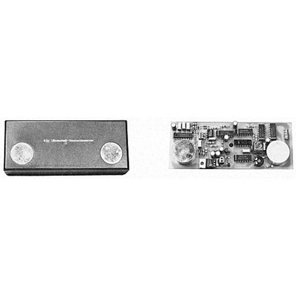 ELV-Serie Kfz-Elektronik: Kfz-Ultraschall-Abstandswarner