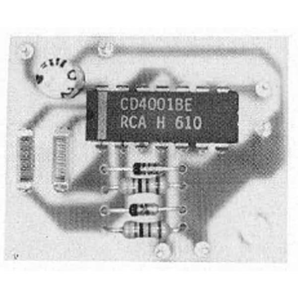 Einfacher Frequenzverdoppler DC bis 10 MHz