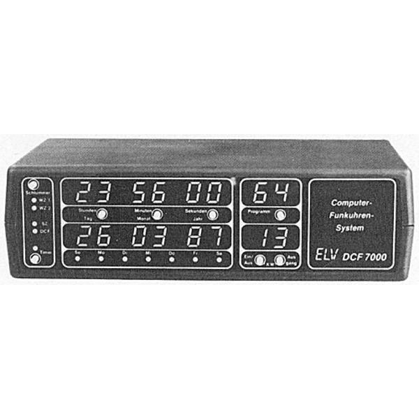 Funkuhren-Schaltsystem DCF 7000 Teil 3/3