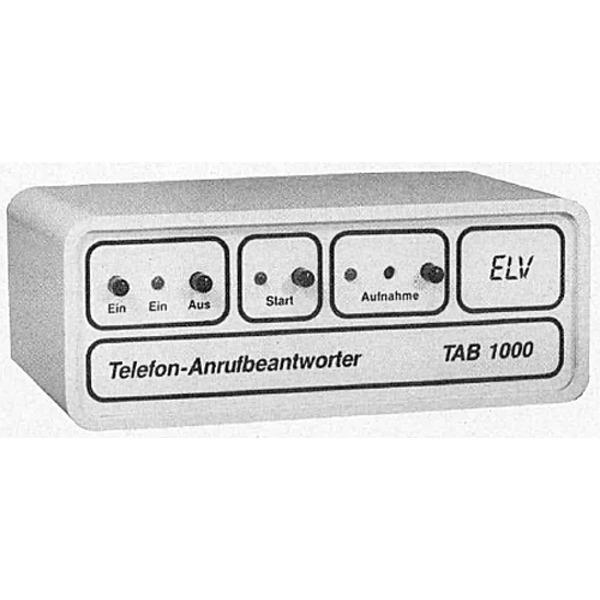 Telefon-Anrufbeantworter TAB 1000