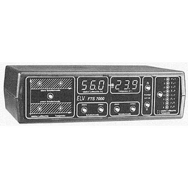 Feuchte-Temperatur-Schaltsystem FTS 7000