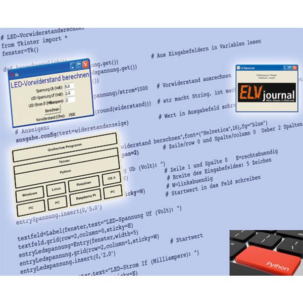 Tkinter - Grafische Anwendungen erstellen für Windows, OS X, Linux oder Raspbian Teil 2