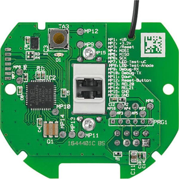 Ein Schalter, zwei Kanäle - 2-Kanal-Unterputz-Schaltaktor