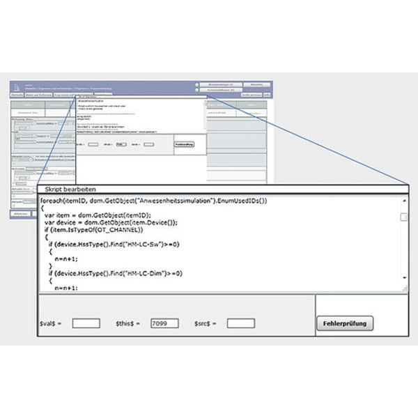 Homematic Scriptprogrammierung Teil 1: Einführung, Variablen, Befehle, Struktur, Programmierstil