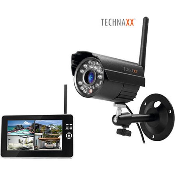 Leser testen das Funk-Kamera-Set Easy Security TX-28