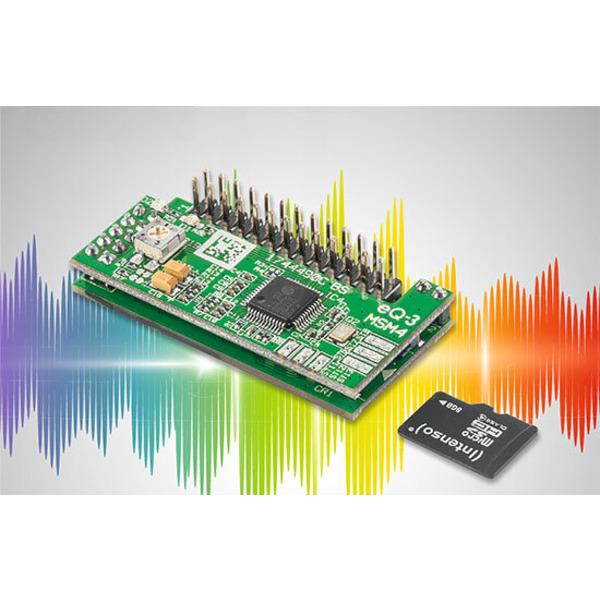 Noch besser - MP3-Soundmodul MSM4