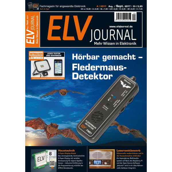 ELVjournal Ausgabe 4/2017 Digital (PDF)