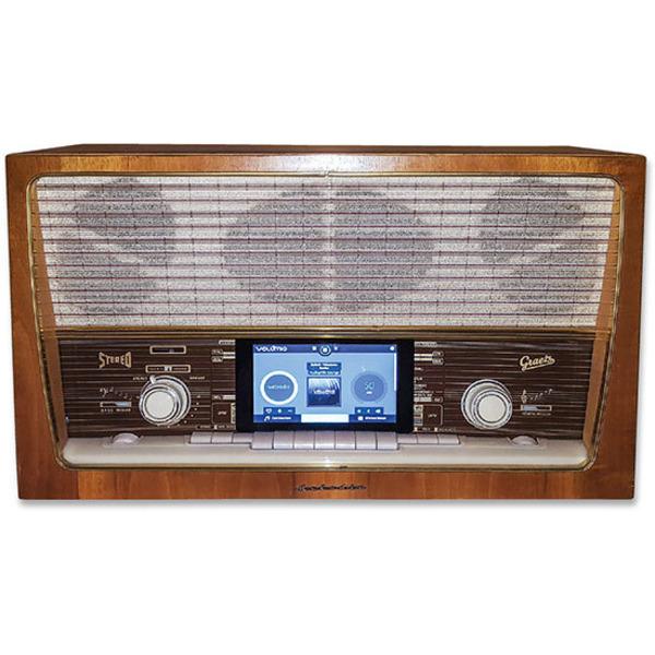 Altes Radio ganz modern - Röhrenradio modernisieren und in die Hausautomation einbinden