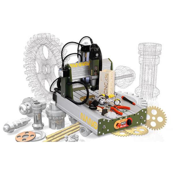 3D CNC-Maschine