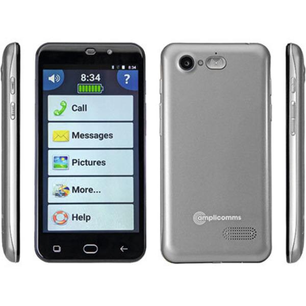 Leser testen das Amplicomms Smartphone PowerTel M9500