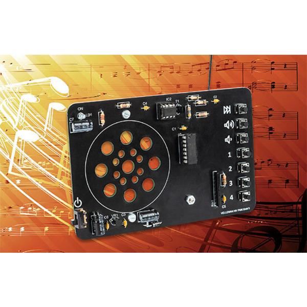 Digital gesteuertes Radio - UKW-Empfängerbausatz MK194N