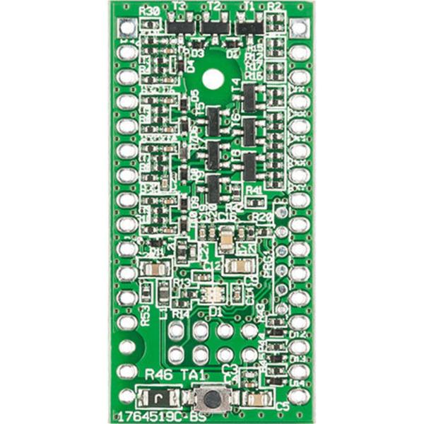 Homematic IP einfach integriert - HmIP Modulplatine Sender 8fach
