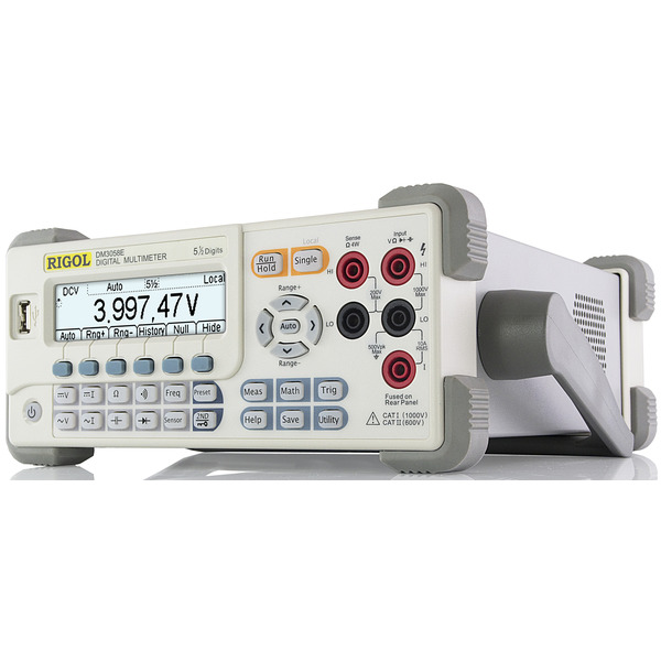 Rigol True RMS Digitalmultimeter DM3058E