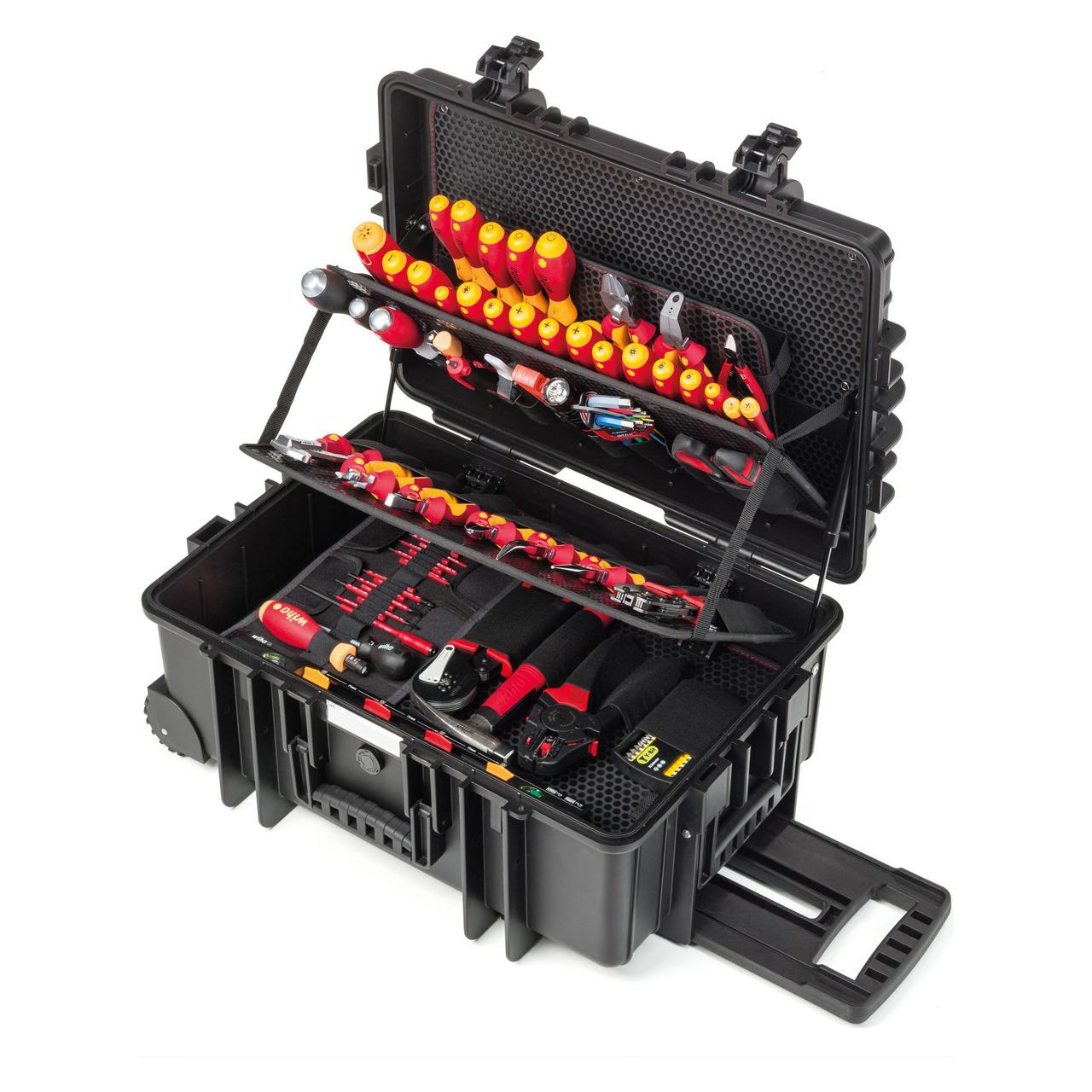 Wiha 115 tlg- Werkzeugkoffer Competence XXL 2
