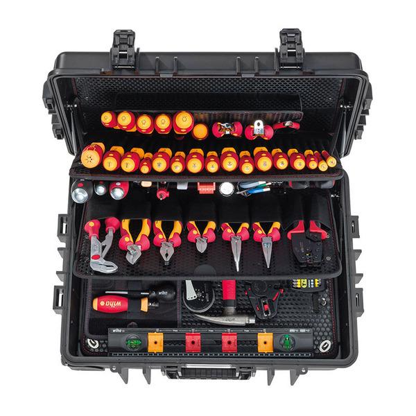 Wiha 115 tlg. Werkzeugkoffer Competence XXL 2