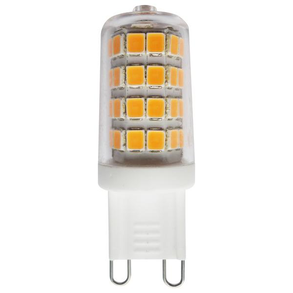 Müller Licht 3-W-G9-LED-Lampe HD95, warmweiß, 95 Ra