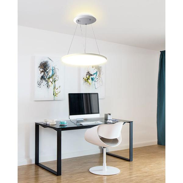 Müller Licht Pendelsatz für LED-Deckenleuchte, rund
