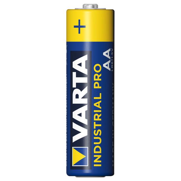 Varta Industrial PRO 8er-Set Mignon/AA