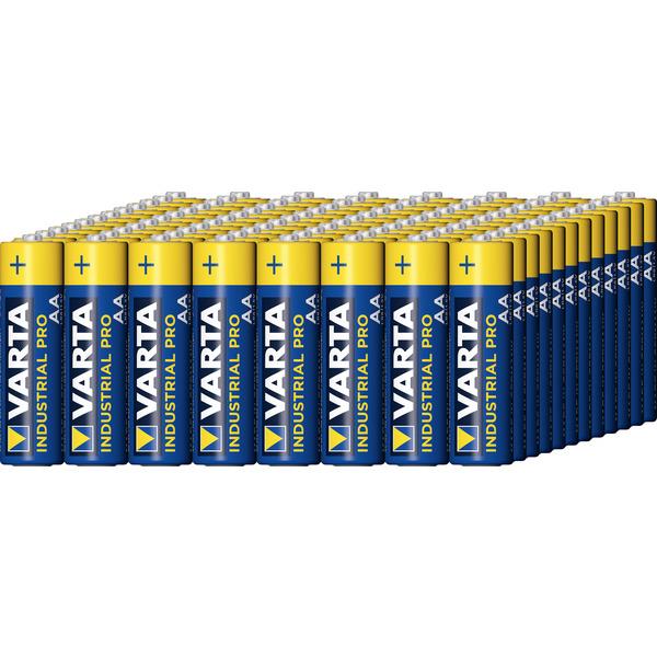 Varta Industrial Pro 96er-Set Mignon/AA