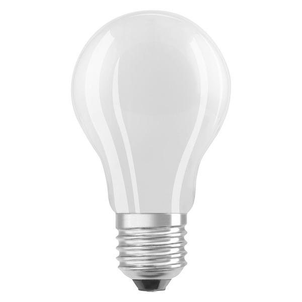 OSRAM LED Superstar 12-W-Filament-LED-Lampe E27, neutralweiß, matt, dimmbar