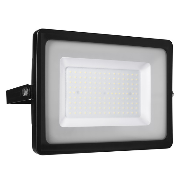 Smartwares 150-W-LED-Fluter, neutralweiß, IP65, Slim-Design, 10.000 lm, 110° Abstrahlwinkel