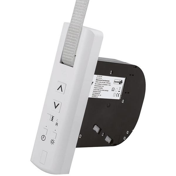 ELV Elektronischer Gurtwickler v2 mit Sonnensensor, fernbedienbar