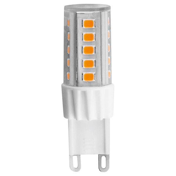 LEDmaxx 4,5-W-G9-LED-Lampe warmweiß, 500 lm Lichtstrom