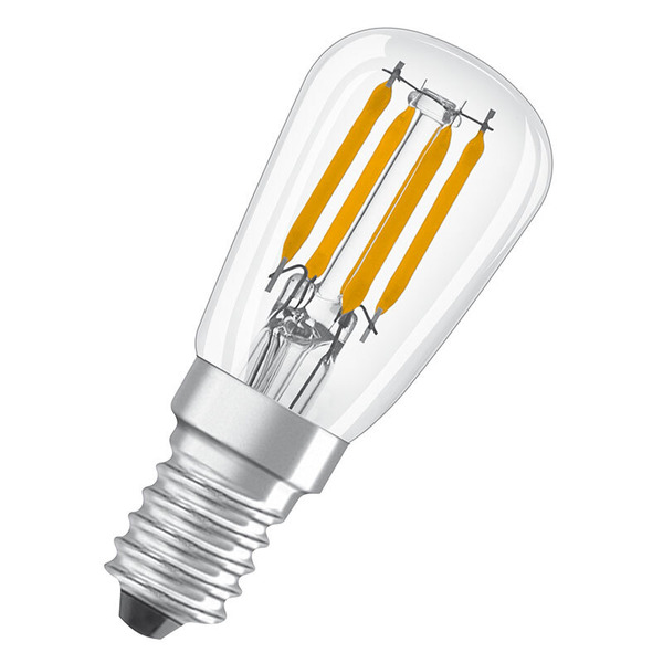 OSRAM LED STAR 2,8-W-T26-LED-Lampe E14, warmweiß