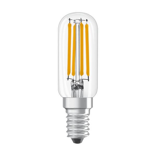 OSRAM LED STAR 4-W-T26-LED-Lampe E14, warmweiß
