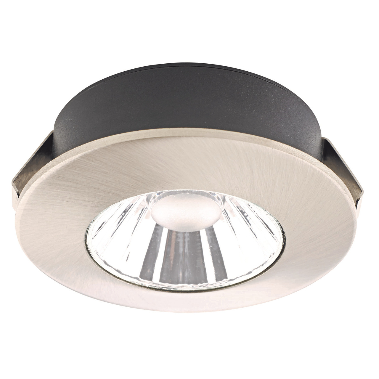 Civilight 4-W-LED-Downlight- warmweiss- 36- Nickel