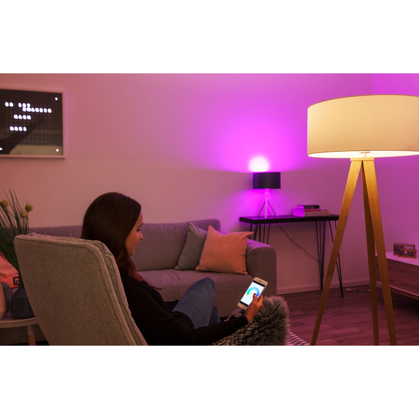 Müller Licht tint 10-W-RGB-LED-Lampe E27 (Zigbee)