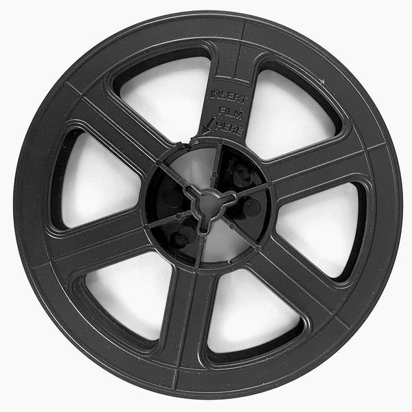 reflecta Ersatzspule für Super-8-Filme, geeignet für S8N8 und Super 8+