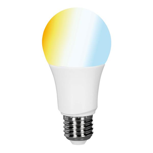 Müller Licht tint 9-W-LED-Lampe E27, Farbtemperatur einstellbar, dimmbar (Zigbee)