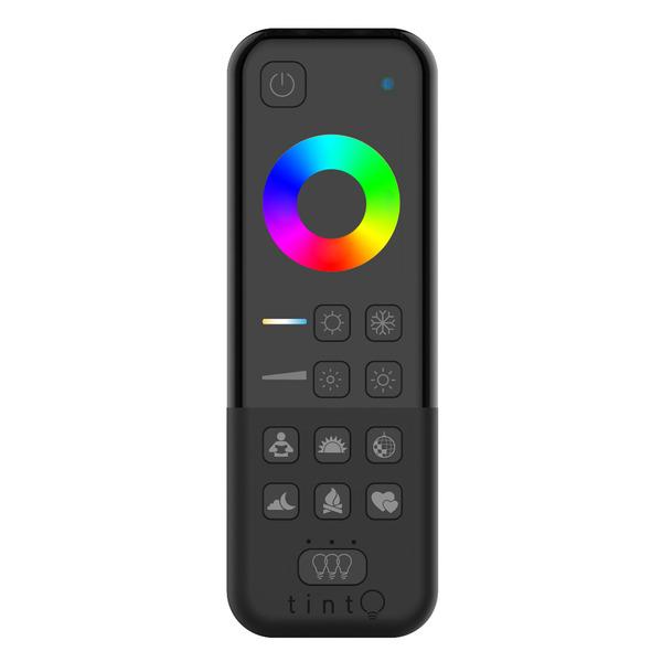 Müller Licht tint Funk-Fernbedienung (Zigbee) für tint-LED-Beleuchtung, schwarz