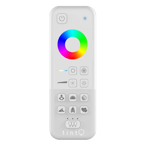 Müller Licht tint Funk-Fernbedienung (Zigbee) für tint-LED-Beleuchtung, weiß