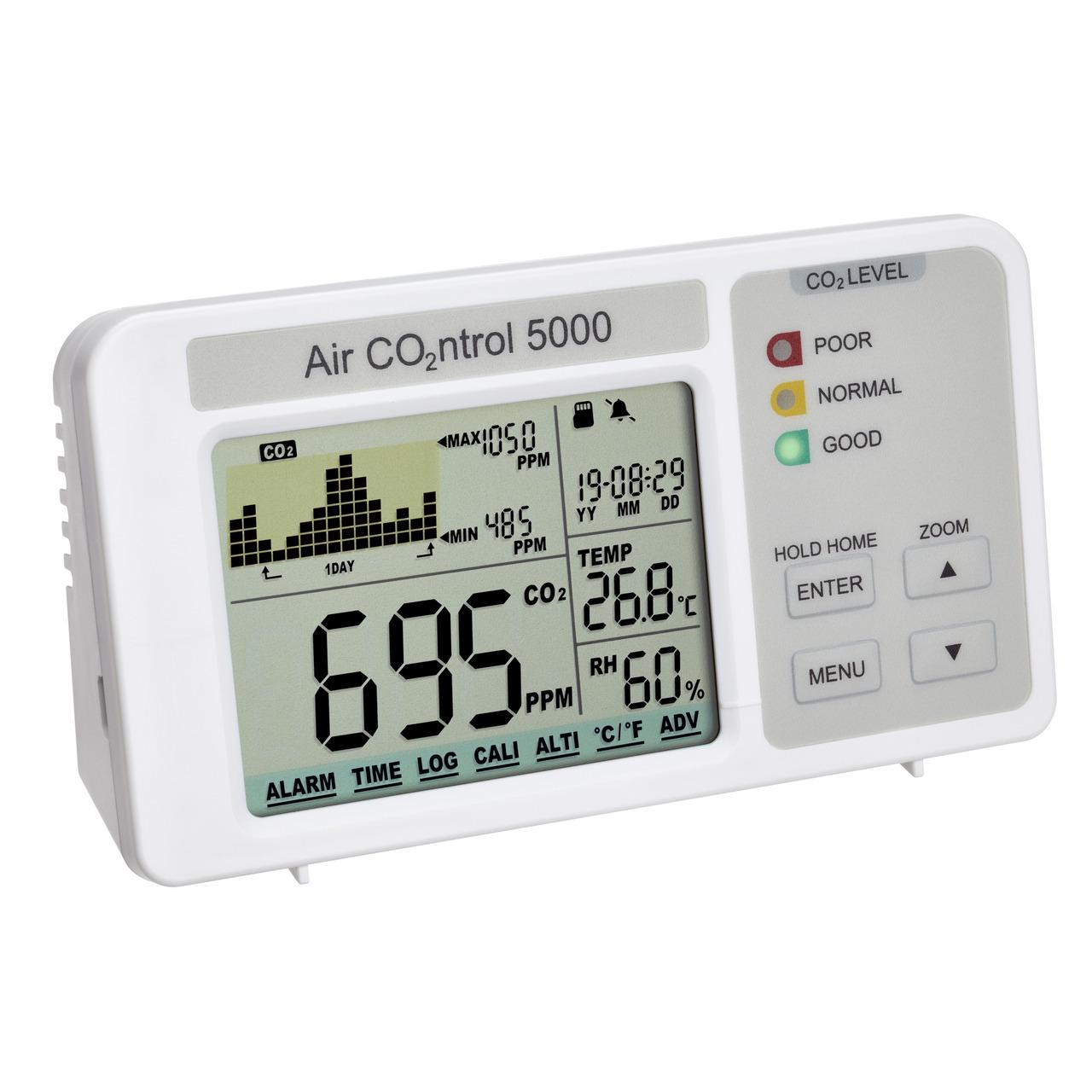 Dostmann electronic  CO2-Messgerät AirControl 5000- mit Datenlogger