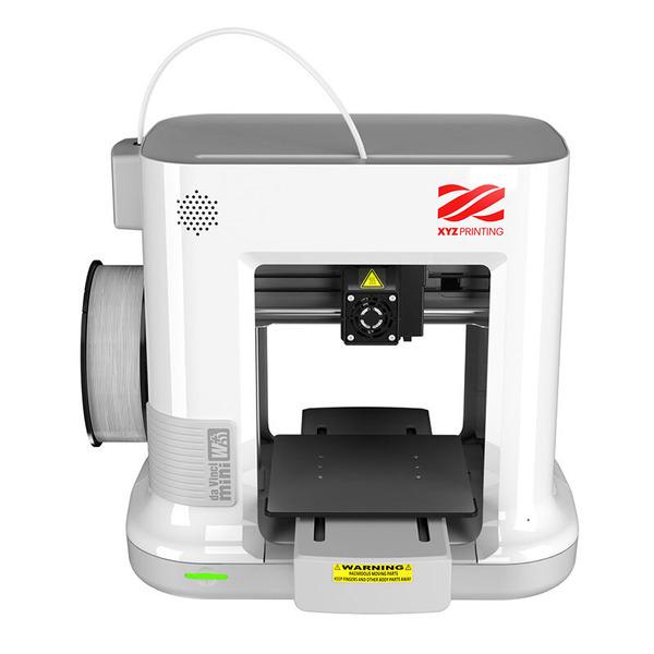 XYZprinting 3D-Drucker da Vinci Mini W+, USB, WLAN, Fertiggerät