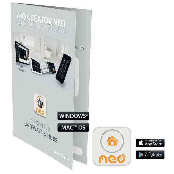 mediola NEO Plugin für DoorBird-Türsprechanlagen