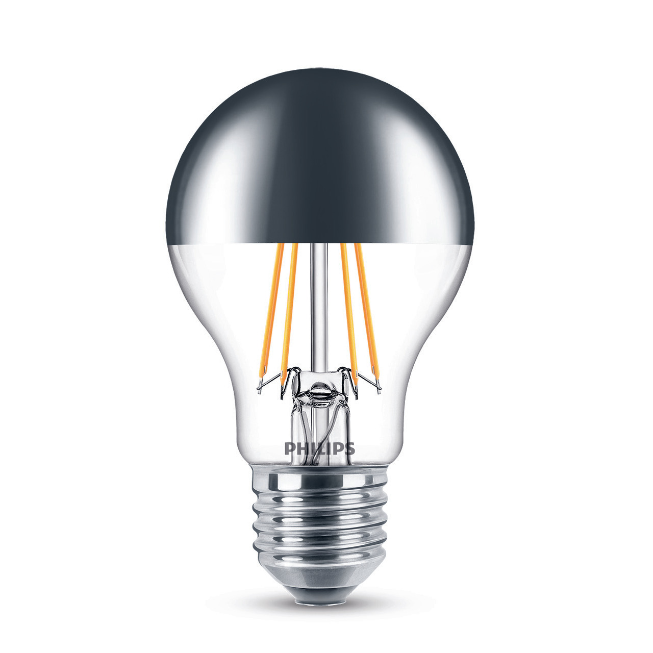 Philips 7-2-W-LED-Spiegelkopflampe E27- dimmbar- warmweiss