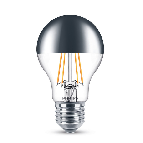 Philips 7,5-W-LED-Spiegelkopflampe E27, dimmbar