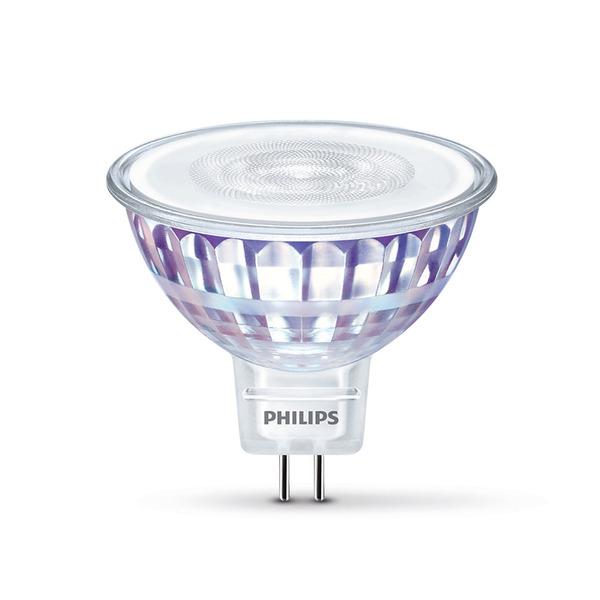 Philips 7-W-GU5,3-LED-Lampe, neutralweiß, 12 VAC