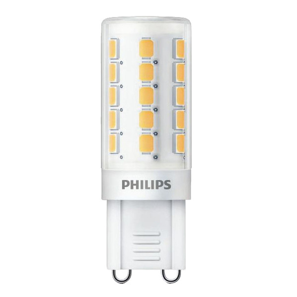 Philips 3,2-W-G9-LED-Lampe, warmweiß, Höhe 52 mm