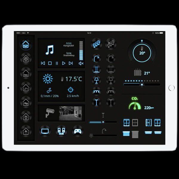Smart Home Zentrale CCU3 inkl. AIO CREATOR Lizenz und NEO-Plugin Automation Manager