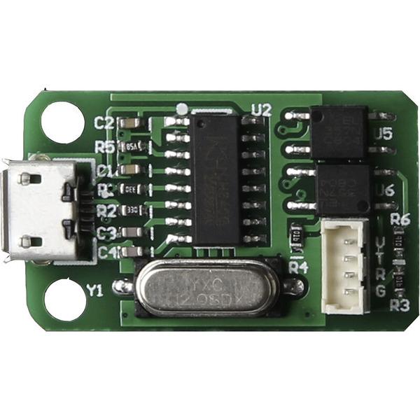 Joy-IT USB-Erweiterungsmodul für JT-DPS5005 und JT-DPS5015 inkl Verbindungskabel (zum DPS 5005/15)