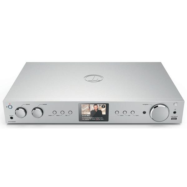 hama Radio-Hi-Fi-Tuner DIT2100MSBT, DAB+/UKW/Internetradio, USB, Bluetooth, Spotify, Alexa