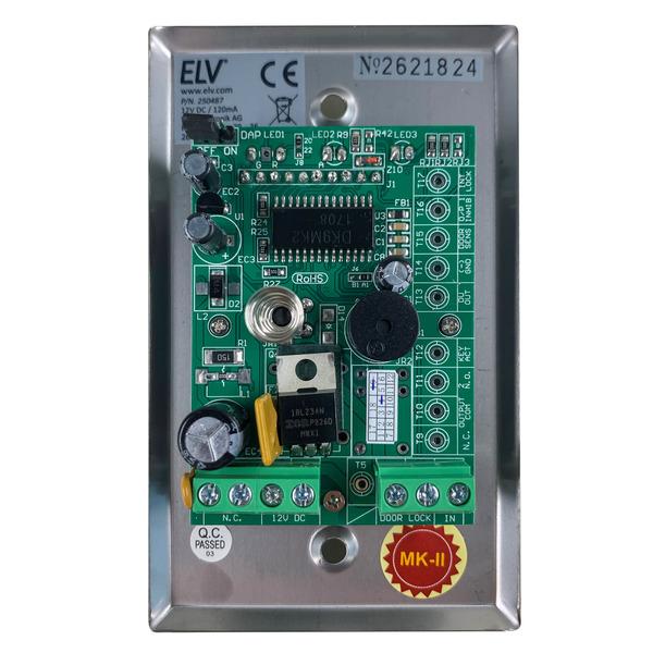 ELV Digitales Codeschloss DAK 2001